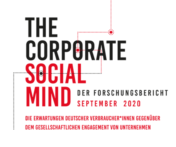 Titelbild zu The Corporate Social Mind, Der Forschungsbericht