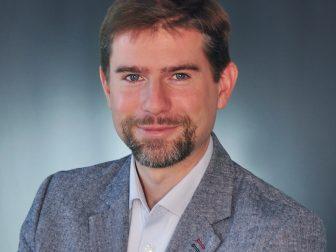 Christian Schrade, Head of Communications at Wider Sense