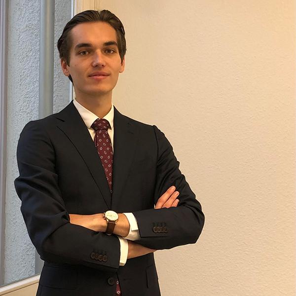 Kevin Janasz, Foto zum Interview über Engagement von Familienunternehmen, Foto: privat