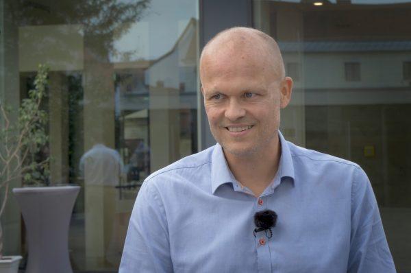 Video-Vorschaubild für das Interview mit Jeppe Bundsgaard, Nationales Bildungsforum 2020