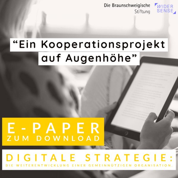 E-Paper zur digitalen Strategie